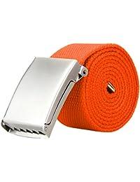 f83ff9fb6c7 Amazon.fr   Orange - Ceintures   Accessoires   Vêtements
