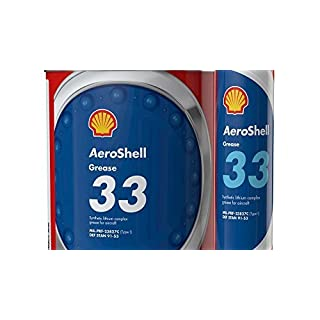 AeroShell - 33 Airframe Grease, 14oz, MIL-PRF-23827C by AeroShell