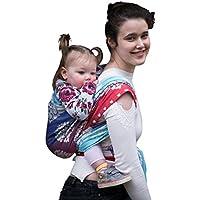 Joy et Joe Benevolence Allure Écharpe de portage pour bébé, tissée,  enroulée, fabriquée ad813134cdc