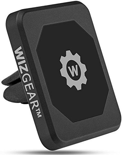 wizgear Universal Air Vent Magnetverschluss Handy KFZ-Halterung, für Handys mit Fast swift-snap Technologie, Magnetverschluss Handy Halterung [New stärker Square Design]