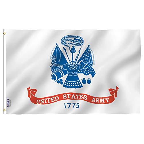 amerikanische Flagge + PowMia, Textil, US Army, 3 X 5 Ft