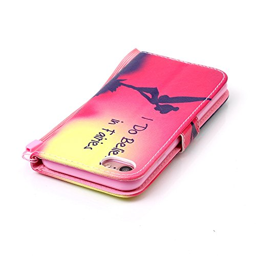 Apple【Eine Vielzahl von Mustern 】iPhone 6 plus Handyhülle Case für iPhone 6 plus Hülle im Bookstyle, PU Leder Flip Wallet Case Cover Schutzhülle für Apple iPhone 6 plus(5.5 Zoll) Schale Handyhülle Cov Farbe-9