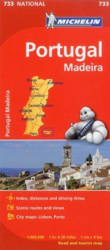 Michelin Portugal Madere / Michelin Portugal Madeira par Michelin Travel & Lifestyle
