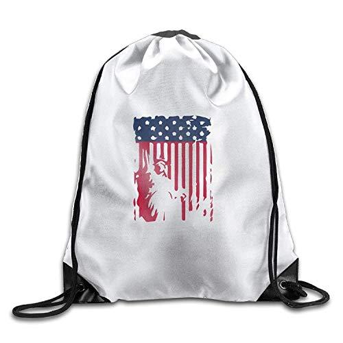 Etryrt Prämie Turnbeutel/Sportbeutel, Barbecue F3 Personalized Gym Drawstring Bags Travel Backpack Tote School Rucksack -