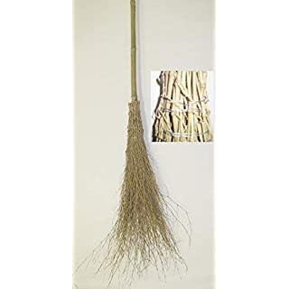 Angelo B Bamboo Broom 18 Branches