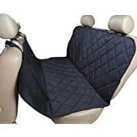 Rhino Automotive© Heavy Duty Premium Full Quilted Pet Hammock Rear Seat Cover & Boot Liner RWQFULL0810