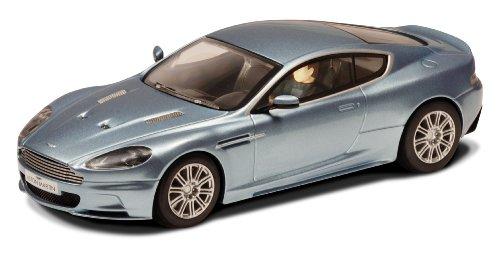 Scalextric 500003201 Aston Martin DBS DPR HD - Coche miniatura para circuito de carreras eléctrico importado de Alemania