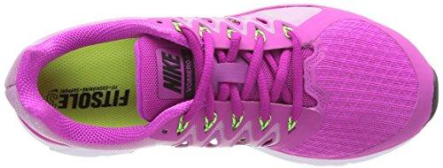 Nike Wmns Zoom Vomero 9, sneaker femme Mehrfarbig (FCHS FLASH/BLK-WHITE-FLSH LM)