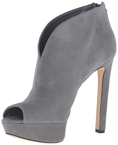 Nine West Womens Vain Suede Boot Grey