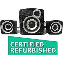 (Certified REFURBISHED) Intex IT-850U 2.1 Channel Multimedia Speakers (Grey/Black)