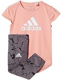 adidas Kinder I Girls Set Trainingsanzug