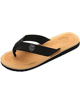 Chanclas Hombres Xinantime Chanclas de Verano Para Hombres Zapatillas Sandalias de Playa Calzado Casual Para Interiores...