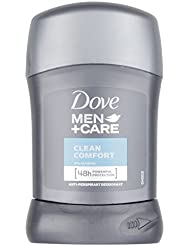 Dove Men Clean Comfort Anti-Perspirant Deodorant Stick, 50 ml