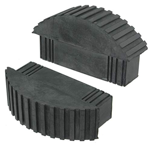 Spares2go Universal pies goma caja sección Step and