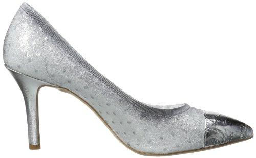 CafèNoir - N/A, Scarpe col tacco Donna Nero (Schwarz (NERO 10))