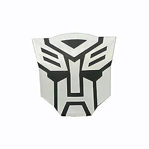 FDSKF.N Auto-Mode-Aufkleber Auto-Styling 3D-Aluminium-Legierung Autobot Transformers Auto-Abzeichen Hinten Emblem-Aufkleber for Handy Laptop Mode Dekoration (Color Name : Autobots)