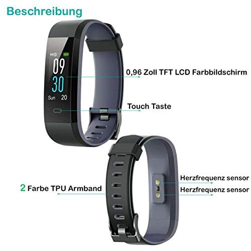 YAMAY SW350 Fitness Tracker - 2