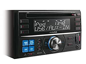 Alpine CDE-W233R Autoradio CD/DVD