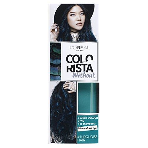 Turquoise Hair Dye Ireland