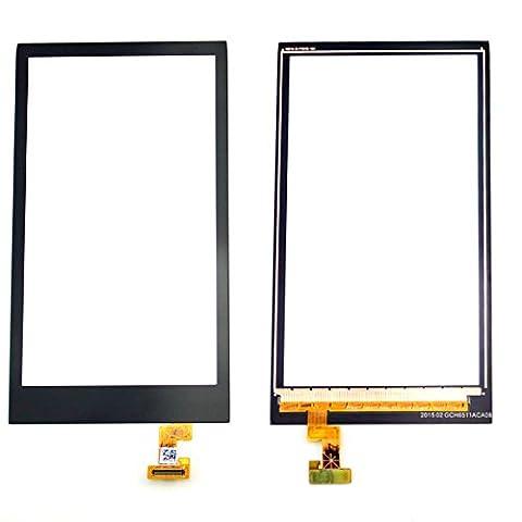 ixuan Vitre Tactile Sans Ecran LCD de Rechange pour HTC Desire 510 D510 (Noir) avec Outiles