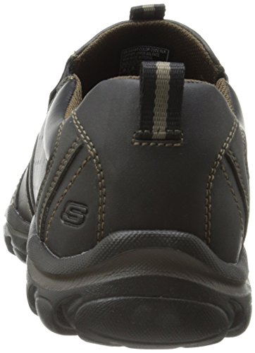 SKECHERS USA Montz Devent Slip-on Loafer Black