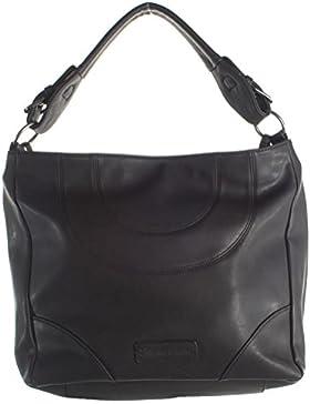 Fritzi aus Preußen Handtasche Nelia Nubuck Black