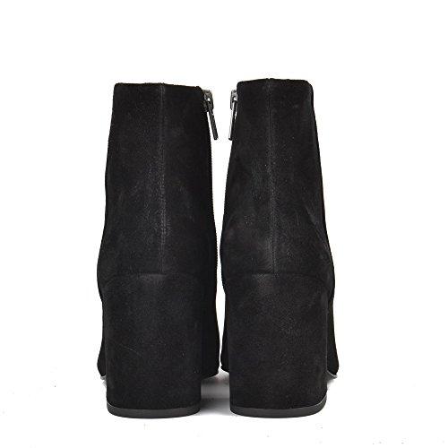Ash Footwear Ash Scarpe Eden Stivaletti di Camoscio nero Donna Black