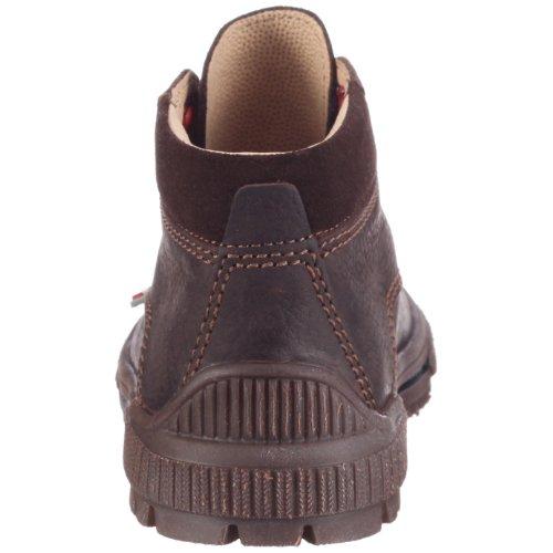 Richter, Chaussures montantes garçon Marron-TR-SW642