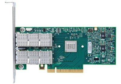 Lenovo 00D9550 Mellanox ConnectX-3 Low Profile Network Adapter for System  x35XX M4/x3650 M3 - Multi-Colour