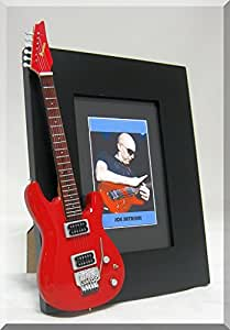 Joe Satriani Cadre photo miniature GUITARE Ibanez