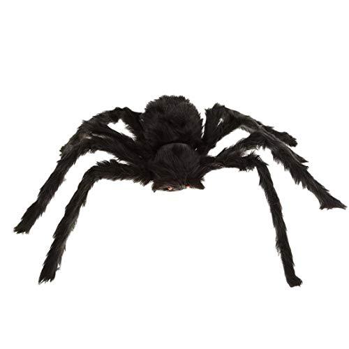 Große Spinnen-Prop Geister Hoom Indoor Outdoor-Halloween-Party-Dekor-Bevorzugungen