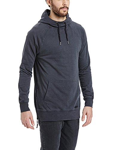 Bench Discolouration, Cardigan Uomo, Schwarz (Black BK014), Large