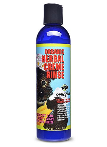 dog-conditioner-organic-creme-rinse-conditioner-237ml-opie-dixie-certified-organic-blend-of-hydratin