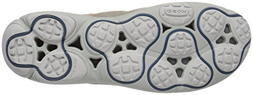 Geox Nebula B, Chaussons Sneaker Homme Beige (Sandc5004)
