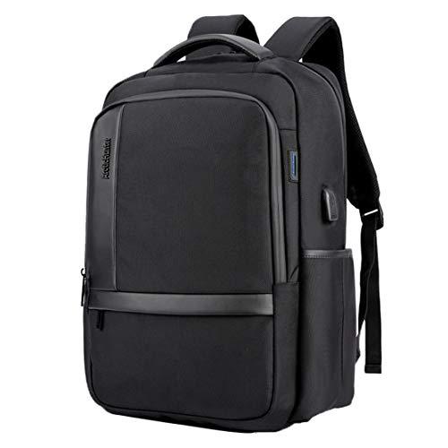 Lisay Uomo Grande Zaino Ultraleggero Eleganti Zaino PC Maschio Impermeabile Zainetto Antitaccheggio Laptop Outdoor Zaini Con Usb