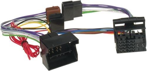 acv FSE-Adapter für Parrot in Audi/Seat/Skoda/VW mit Quadlock, ISO-4-Kanal
