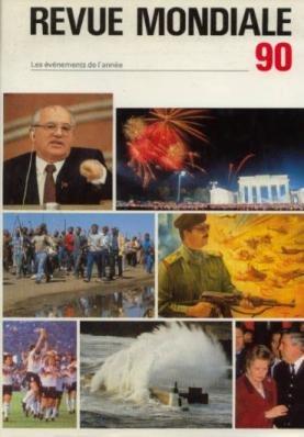 Revue Mondiale et actualités française 1990