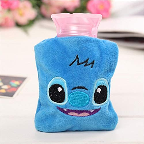 A1-Brave Wärmflaschen Netter Karikatur-Handwarme Wärmflasche Mini Wärmflaschen Tragbare Handwärmer Mädchen-Taschen-Hand Füße Hot Water Taschen (Color : 05)