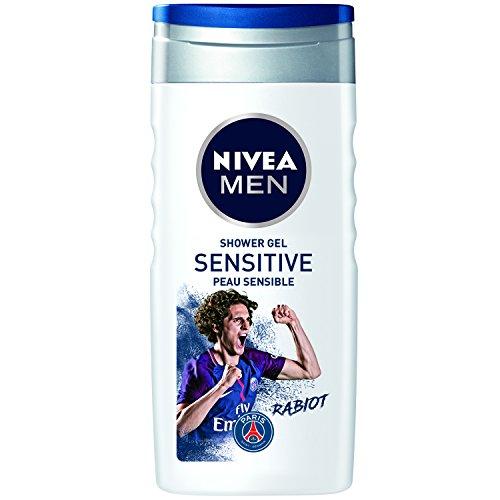 Gel de ducha Nivea Men, edición limitada PSG