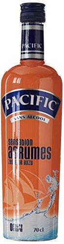 Pacific Yuzu - Apéritif Anisé sans Alcool 70 cl