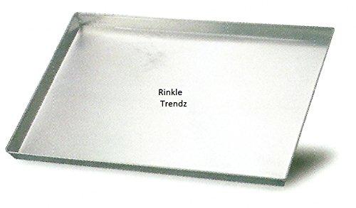 Rinkle Trendz Aluminium Rectangle Tray / Sweet Tray / Baking Tray -...