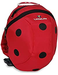 Littlelife Animal Toddler Daysack - Mochila, diseño de mariquita