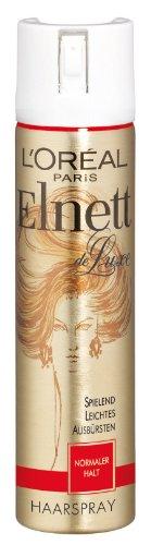 L\'Oréal Paris Elnett de Luxe - Haarspray normaler Halt 3er Pack (3 x 75 ml)