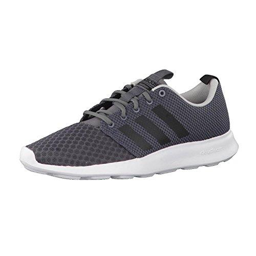 adidas NEO Herren Sneaker CF Swift Racer GREFIV/CBLACK/GRETWO