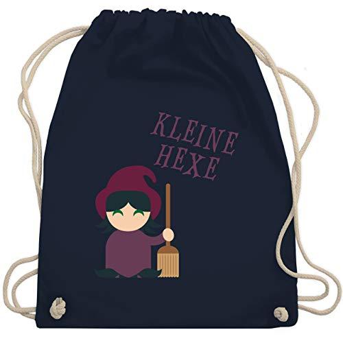 Rose-hexe (Halloween - Kleine Hexe süß - Unisize - Navy Blau - WM110 - Turnbeutel & Gym Bag)