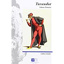 Turandot, vol. I (Biblioteca-Arquivo Teatral Francisco Pillado Mayor)
