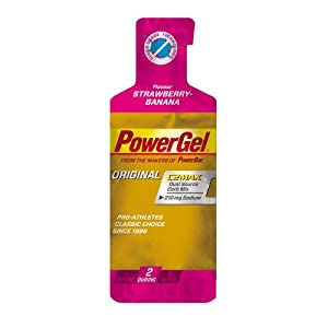 POWERBAR PowerGel Strawberry-Banana 41 g