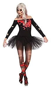 Atosa 17953 Disfraz bailarina ballet adulto XS-S, talla mujer