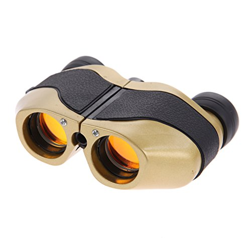 Rrimin Travel 80 x 120 Zoom Folding Day Night Vision Binoculars Telescope and Bag