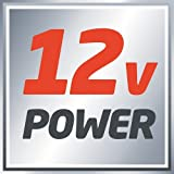 Einhell Akku Bohrschrauber TC-CD 12 Li (Lithium Ionen, 12 V, 1,3 Ah, 2 Gang, 20 Nm, abnehmbares Bohrfutter, LED-Licht, Ladegerät, Koffer) - 15